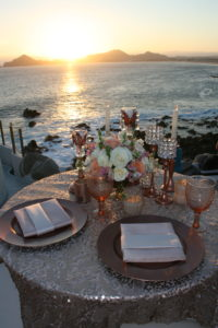 proposal location sunset mexico los cabos