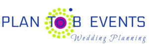 logo for plan to b events