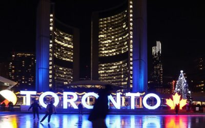 Memorable spots to propose in Toronto